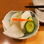 中目黒のけむり 三代目 - 料理写真: