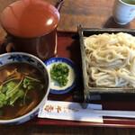 千壽 - 料理写真:けんちん汁うどん