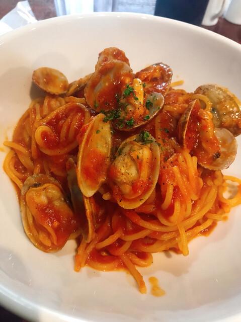 生パスタ ピエーノの料理の写真
