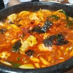 金剛山 - 辛い鍋