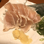 128645267 - 鶏胸肉のたたき