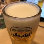 ガスト - スーパードライ(ハッピーアワー)税込220円
