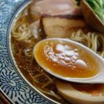 Ramen611 - スープ