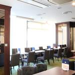 喫茶室ルノアール - 喫煙席(加熱式たばこ専用)