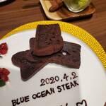 BLUE OCEAN STEAK -