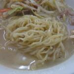 128647717 - タンメンの麺(金山食品)