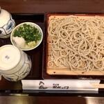 そば処 宗右ヱ門 - 料理写真:『せいろぅ』様(900円)