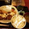 ホルモン焼 竹のこ - 料理写真:チキン南蛮定食 ¥850-