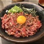 精肉・卸の肉バルSanoso -
