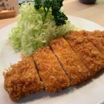 128653171 - ロースカツ定食 ¥1,200