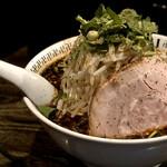 スパイス・ラー麺 卍力 - 〈2020年4月再訪・74回目〉スパイスもやしラーメン・980円
