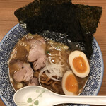 Kissui - 上醤油蕎麦