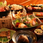 きむらや - 料理写真:コース料理 3,200円より
