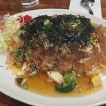 キッチン・ゴン 御所東店 - 和風ピネライス(レギュラー) 850円