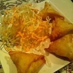 ベンガルキッチン - チーズサモサ