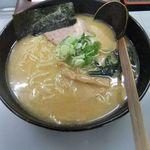手打ちラーメン 麺工房 高砂 - 鶏白湯 醤油