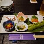 ちゃんこ霧島 - 前菜