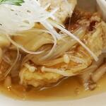 PARADISE CAFE NALU - ランチ 白身魚の和風餡掛け