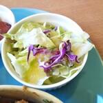 ローズコーポラス - サラダ