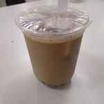 ハッピークレープ - ドリンク写真:黒糖パールミルクティー!