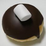 パン・フランキー - 料理写真:ふわふわチョコ