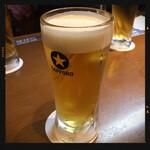 128679474 - 生ビール 245円