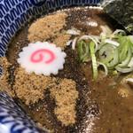 中華蕎麦 とみ田 - 濃厚つけ汁