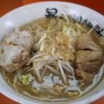暴豚製麺所 - 料理写真:小ラーメン
