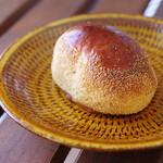 亀井堂 - 栗あんパン