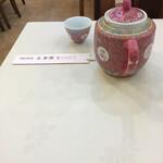 生香園 - ウーロン茶