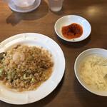 Kannaigyouzaken - 五目炒飯