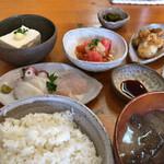 カントリーキッチン アン - 料理写真:おまかせ定食 1500円