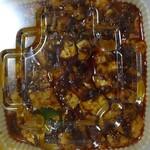 Chinese Tapas Hachi - 料理写真:麻婆豆腐