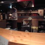 スペイン食堂 Deco2階 - 炭火焼カウンター★