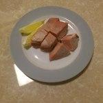 焼肉 野崎 - 松阪牛A-5 BMS11 厚切りタン塩