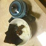 焼肉 野崎 - 松阪牛しぐれにのお茶漬け