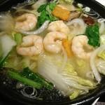 128693112 - 海老麺