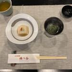 日本料理 満つ谷 - 料理写真:ごま豆腐