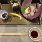 日本料理 満つ谷 - 料理写真:お造り