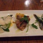 ウナボルタ - 前菜