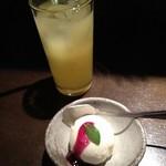 旬味酒遊 しおん - デザートとドリンク