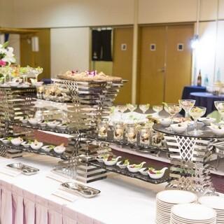 ■3F大宴会場スターホール完全貸切個室立食&着席ビュッフェ