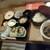 やまざと - 料理写真:麦とろ膳+アラ煮