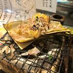 地鶏割烹 稲垣 - 新筍
