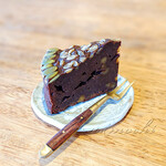 田七cafe - 料理写真:熟成チョコブラウニー