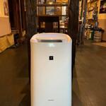みつ子ばぁばの台所 - 空気清浄機完備