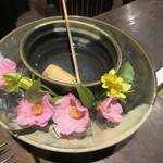 阿蘇の四季 - 「お酒のサービス【香露 本醸造】が有ります♪
