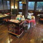 阿蘇の四季 - 食事処(夕食)