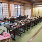 阿蘇の四季 - 食事処(朝食)