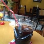 カフェ・ド・モトナミ - アイスコーヒー
